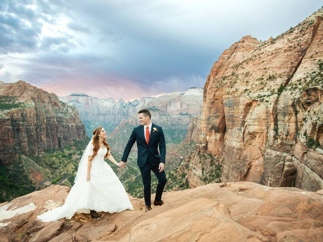 A Guide to Wedding Venues in Utah for Beehive State Couples