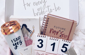 11 Unique Bridal Subscription Box Ideas to Gift Yourself or Your BFF