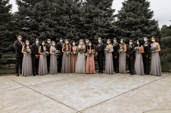 Here's What the COVID Delta Variant Might Mean for Your Wedding