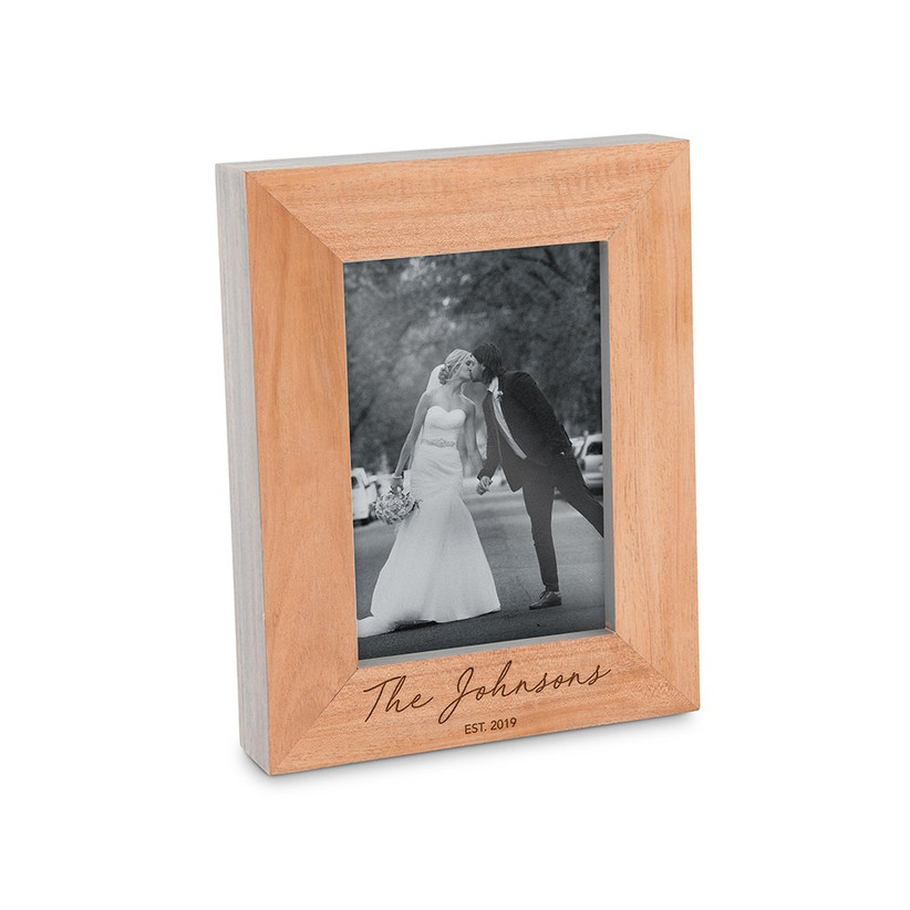Saying /& Paper Choice WEDDING  FRAME PERSONALIZED Picture Frame Custom Wedding Frame Photo Frame Wedding Frame Gift