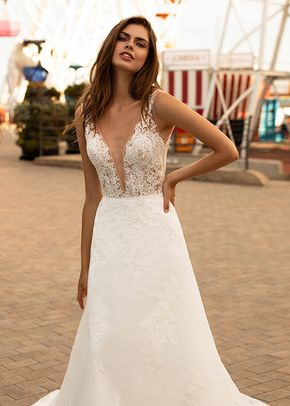 Wedding Dresses White One