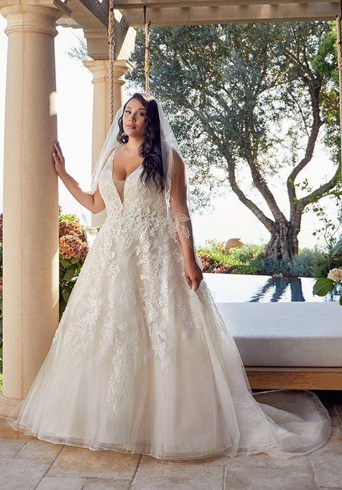 Style 2440 Ann, Casablanca Bridal