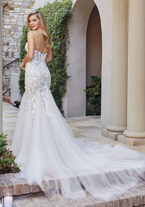 Style 2441 Paisley, Casablanca Bridal
