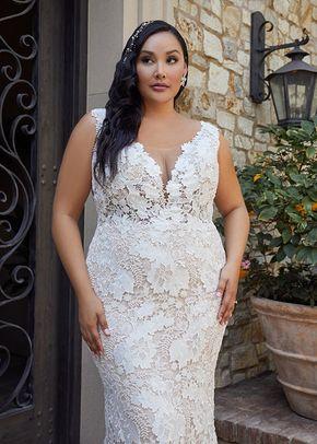 Style 2443 Elisha, Casablanca Bridal