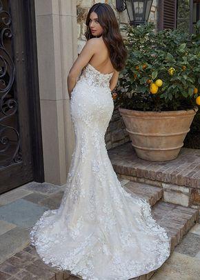 Style 2444 Rebekah, Casablanca Bridal