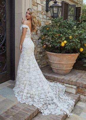 Style 2446 Evelyn, Casablanca Bridal
