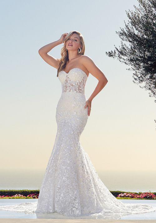 Style 2448 Jocelyn, Casablanca Bridal