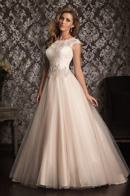 9022, Allure Bridals