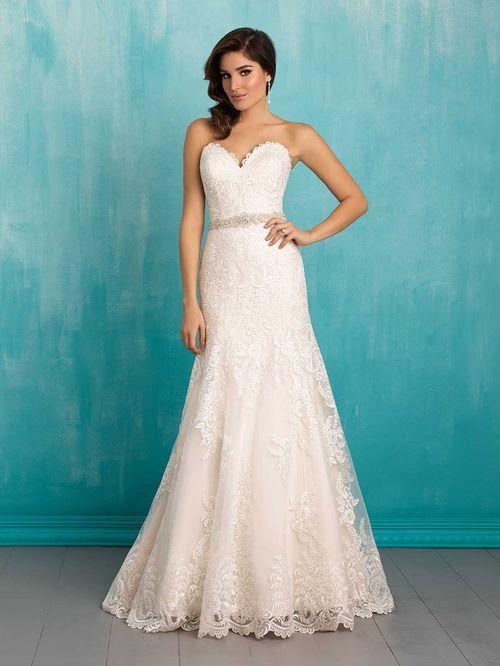 9302, Allure Bridals