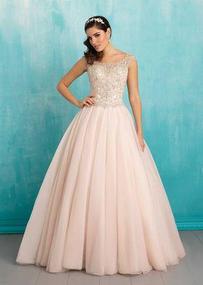 9310, Allure Bridals