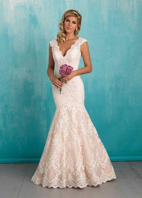 9320, Allure Bridals