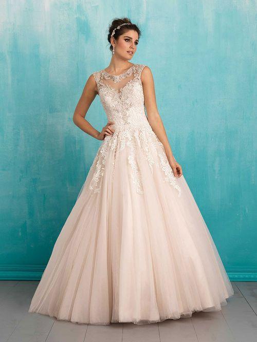 9323, Allure Bridals