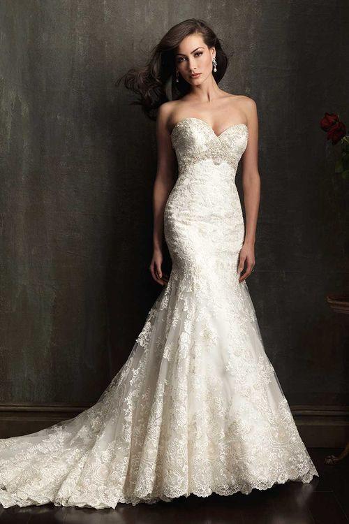 9051, Allure Bridals