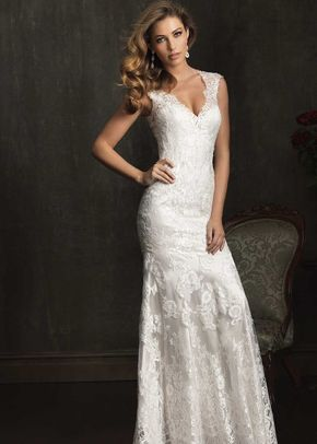 9068, Allure Bridals