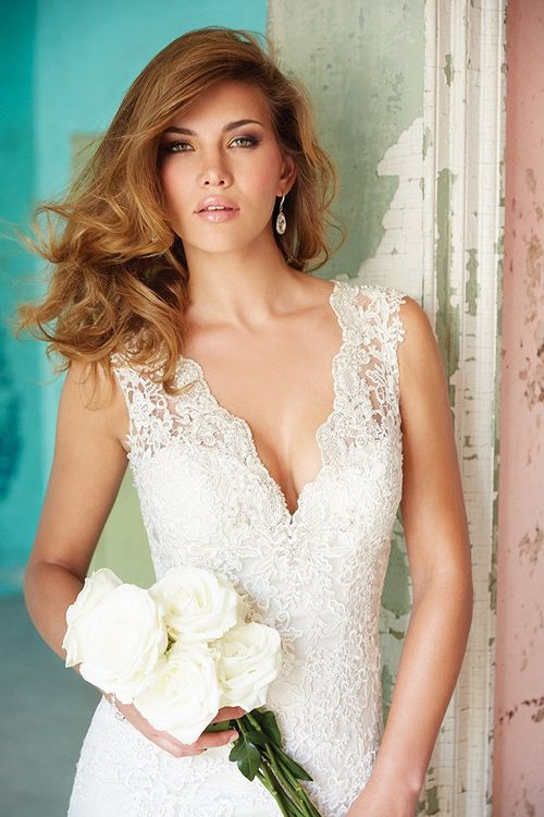 9104, Allure Bridals