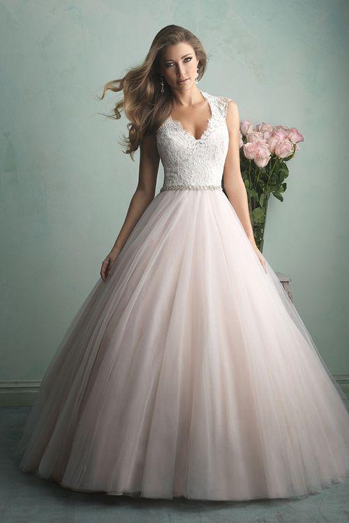 9162, Allure Bridals