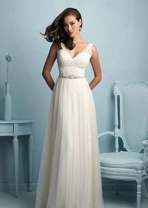 9205, Allure Bridals
