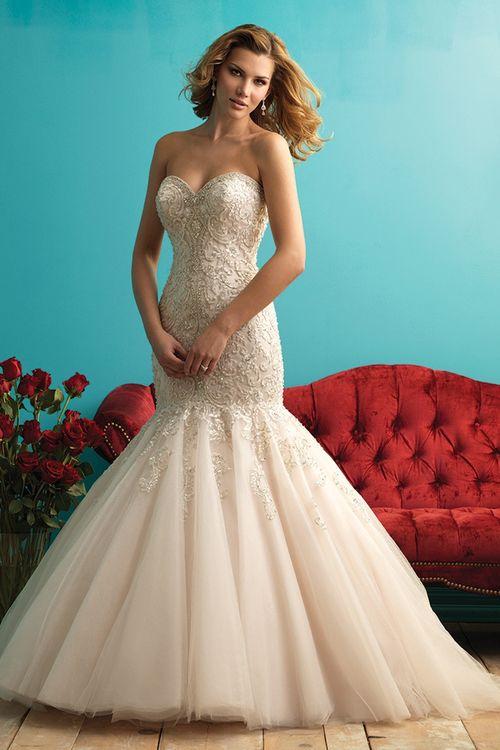 9275, Allure Bridals