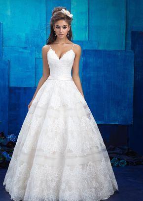 9400, Allure Bridals