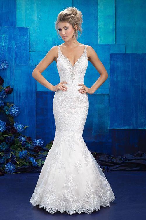 9401, Allure Bridals