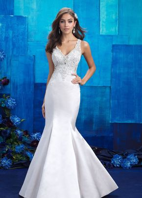 9402, Allure Bridals