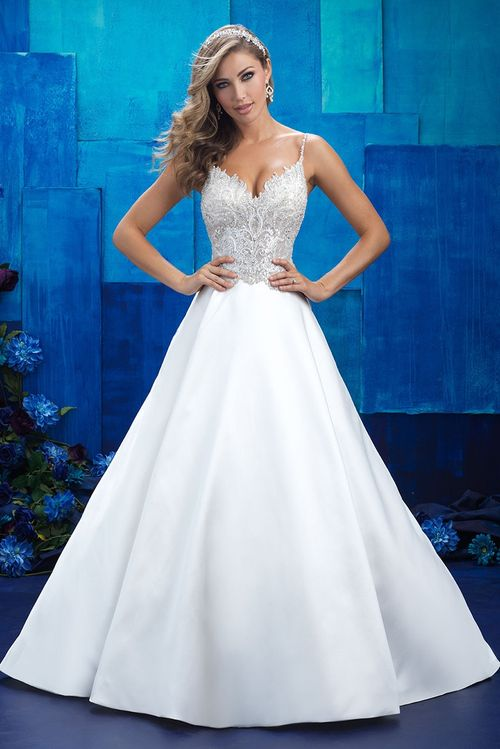 9404, Allure Bridals
