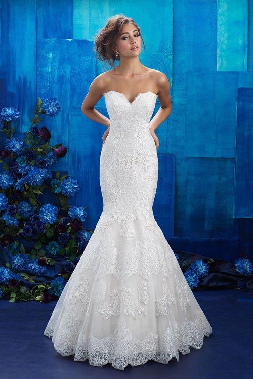 9407, Allure Bridals