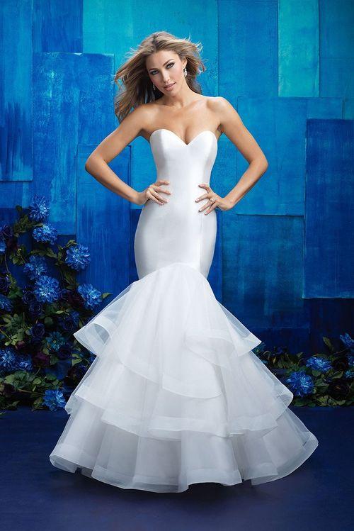9416, Allure Bridals