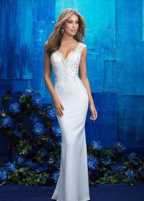 9417, Allure Bridals