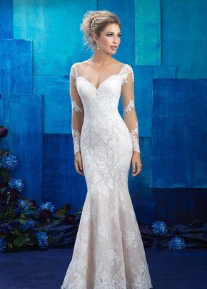 9424, Allure Bridals