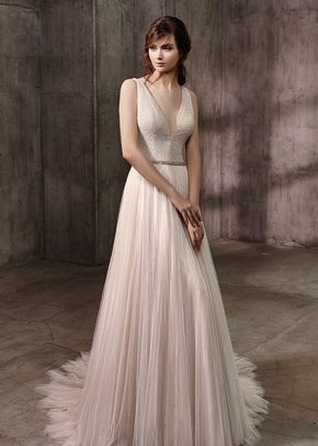 Alessandra, Badgley Mischka Bride
