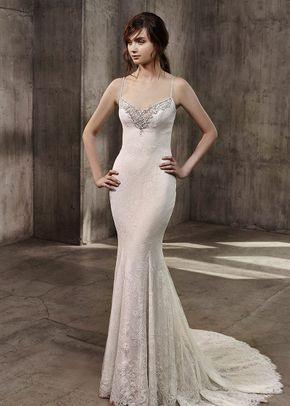 Andrea, Badgley Mischka Bride