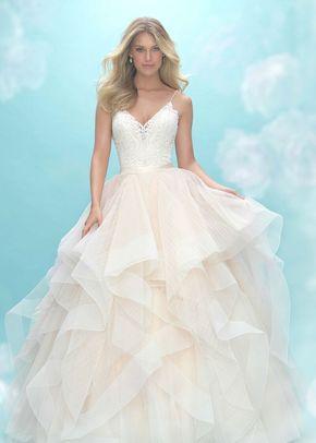 9450, Allure Bridals