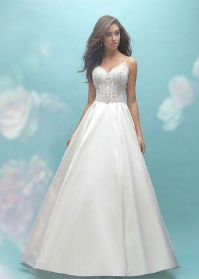 9454, Allure Bridals