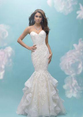 9456, Allure Bridals