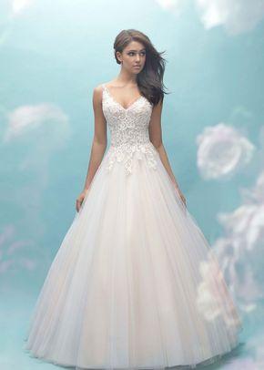 9459, Allure Bridals