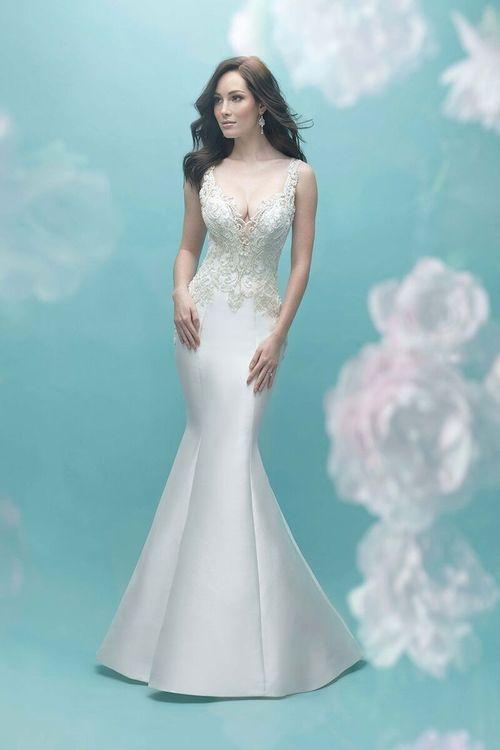 9465, Allure Bridals