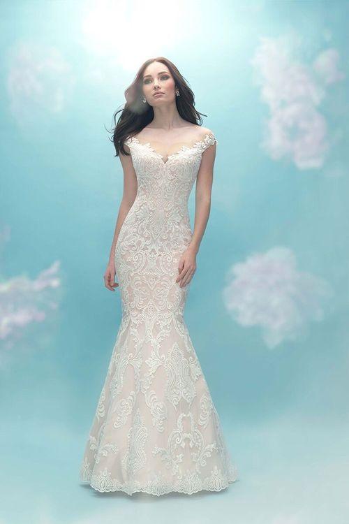 9474, Allure Bridals