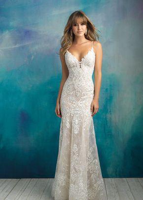 9501, Allure Bridals