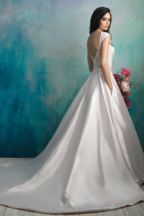 9517, Allure Bridals