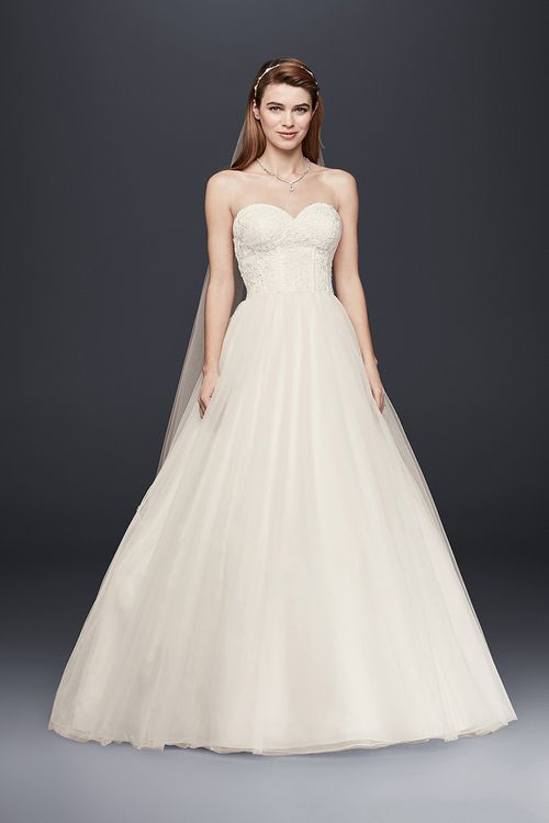 David's Bridal WG3633, David's Bridal