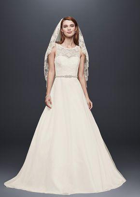 David's Bridal WG3711, David's Bridal