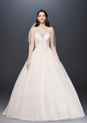 David's Bridal V3849, David's Bridal