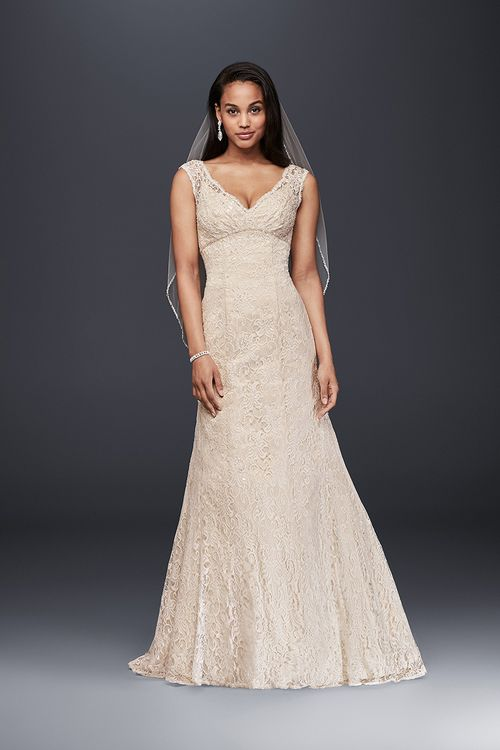 David's Bridal T9612, David's Bridal