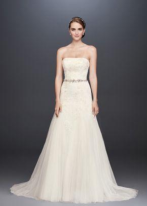 David's Bridal WG3862, David's Bridal