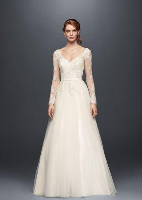 David's Bridal WG3831, David's Bridal