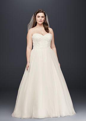 David's Bridal 9WG3633, David's Bridal