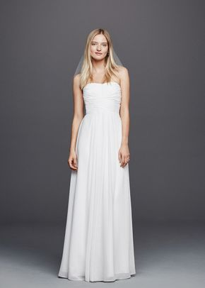 David's Bridal INT15555, David's Bridal