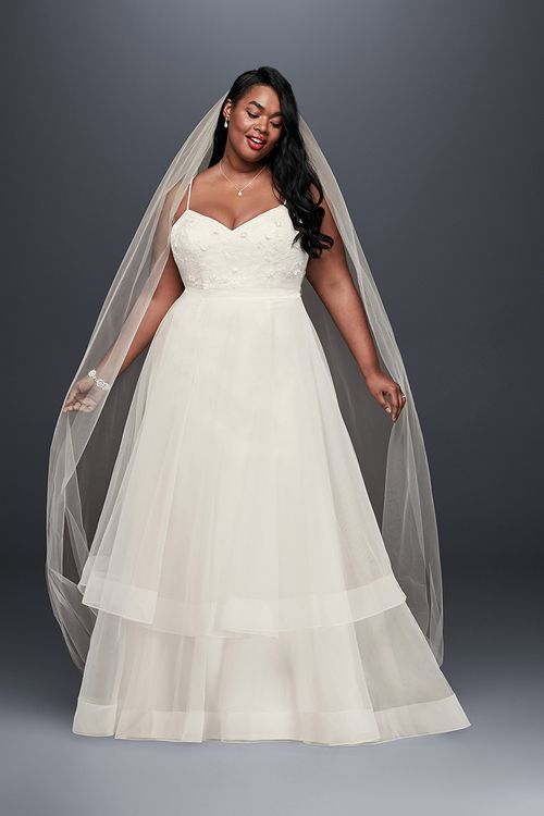 Galina 9WG3890, David's Bridal