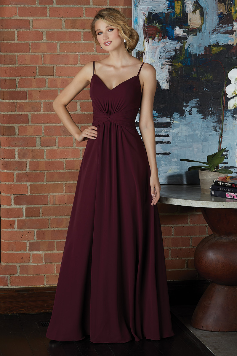 288b289ef9b 21592 A-line Bridesmaid Dress by Morilee by Madeline Gardner Bridesmaids -  WeddingWire.com